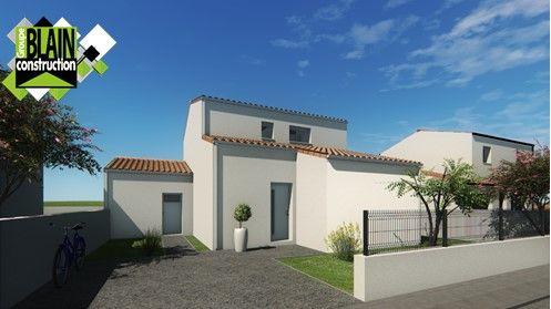 Maison à étage de caractère avec toit en tuiles Localisation  La