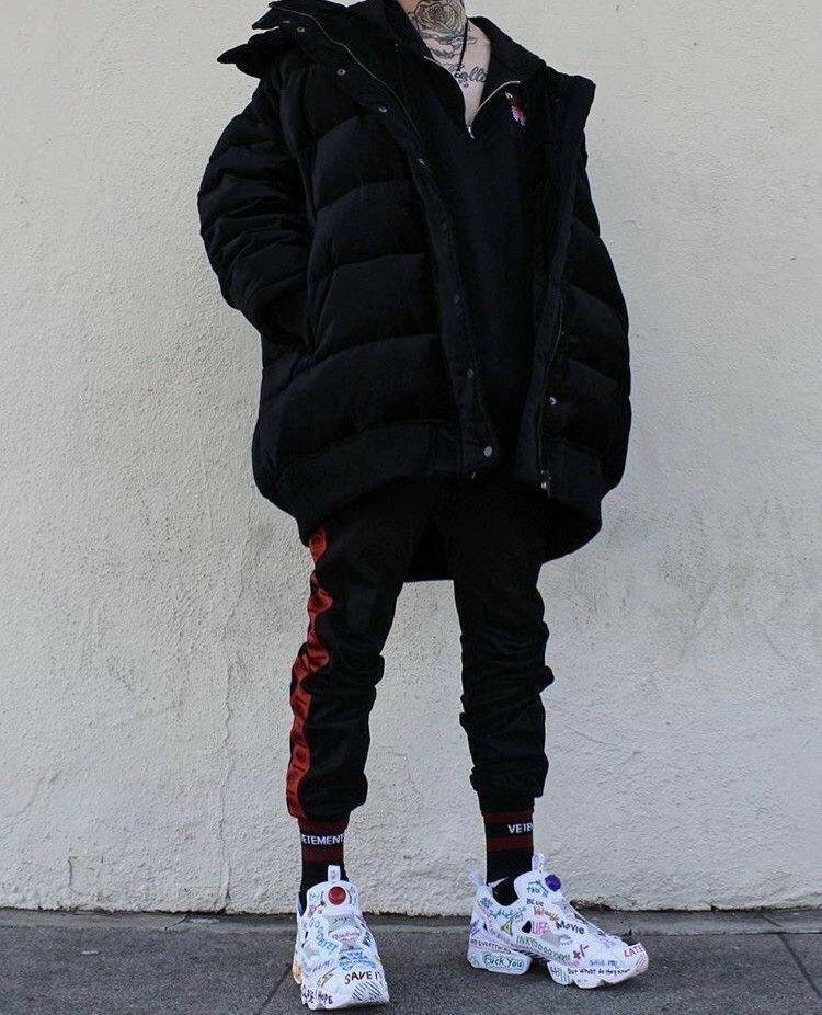 Edgy Mens Fashion That Look Amazing Edgymensfashion Mens Fashion Edgy Mens Outfits Sneakers Men Fashion