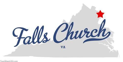Falls Church Virginia Map.Virginia Map Falls Church Google Search Falls Church Va
