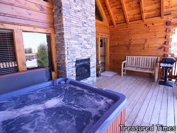 would love this hot tub room decorating ideas for the home pinterest hot tub room hot. Black Bedroom Furniture Sets. Home Design Ideas