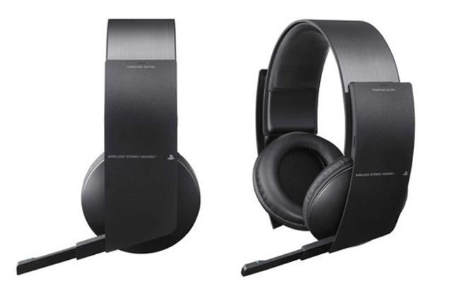I may look like a knob... but these Official Sony PS3 headphones are actually pretty awesome, and with the USB dongle, you can even use them with your mac - great for gaming AND Skype calls.. :)