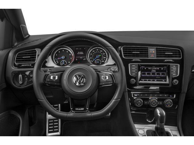 2016 Volkswagen Golf R 4 Door W Dcc Navigation Hatchback