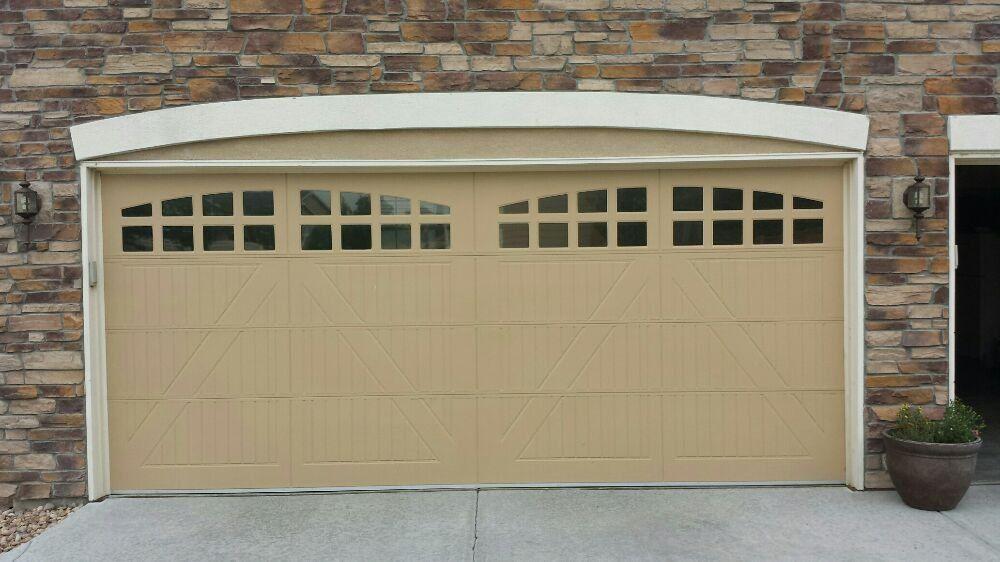 Image Result For Arched Two Car Garage Door Garage Door Design