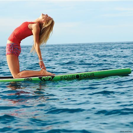 4 yoga poses to try on your sup waterloving yogis play