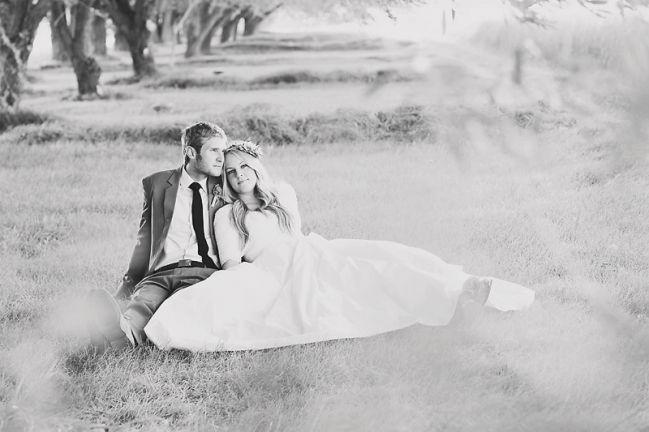 Always wanted to take wedding photos in an orchard of some kind