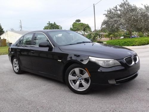 2008 Bmw 528i Clean Title Only 84k Real Miles Bmw 528i