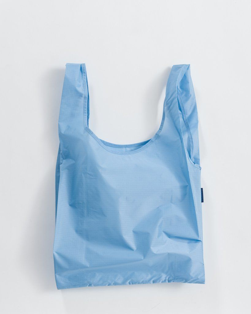 100c557e4f9 Standard Baggu - Powder Blue Reusable Shopping Bags