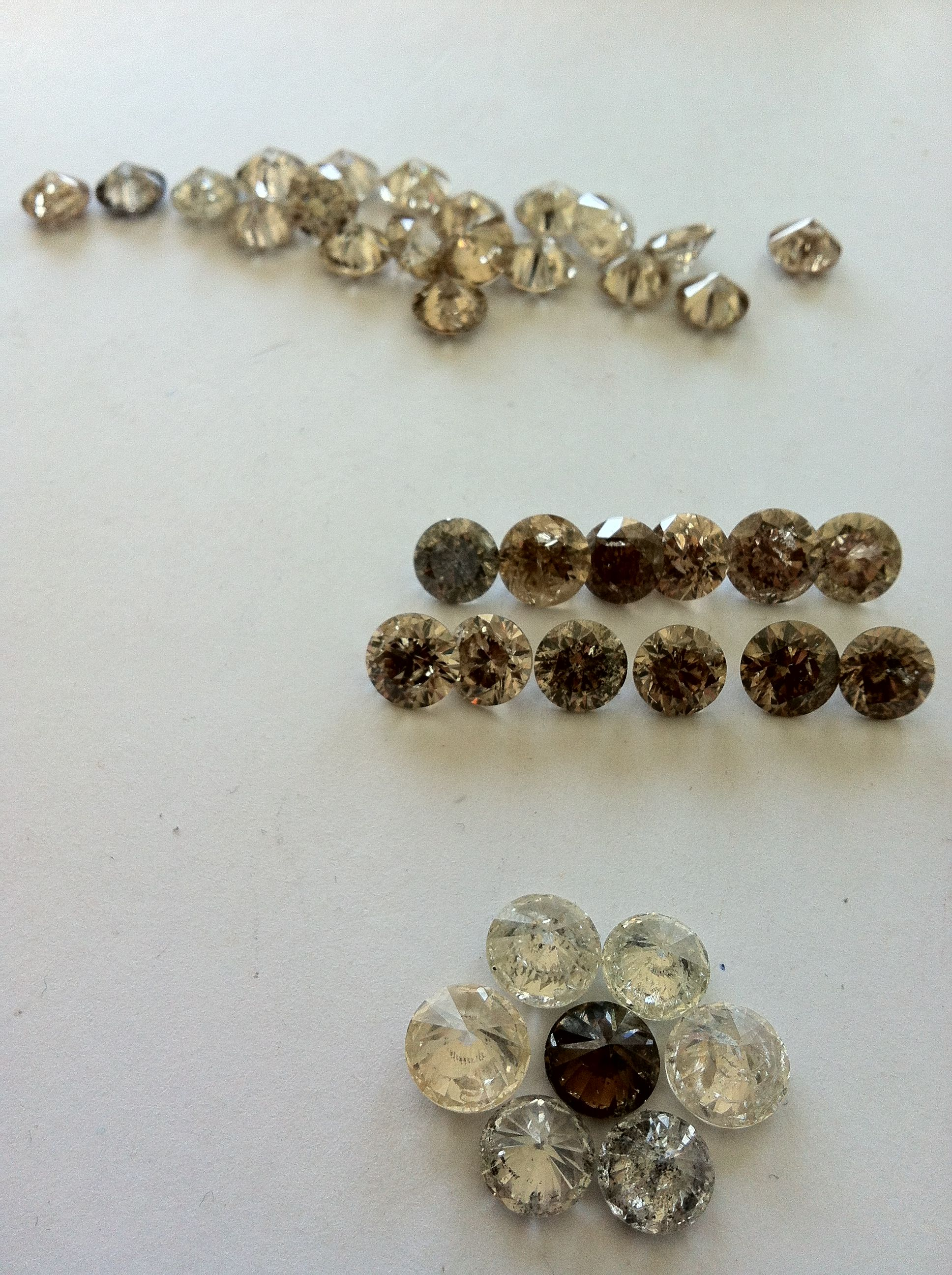 which type of Diamond Jewellery do you wish to make from these ...