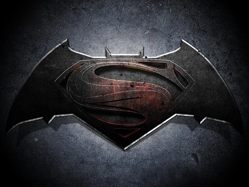 Batman V Superman Logo Superman Logo Batman V Superman