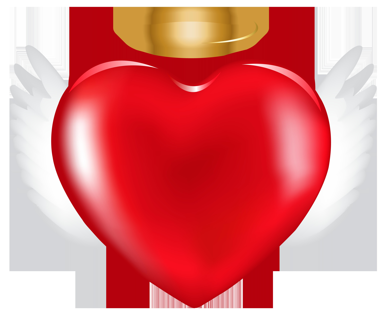 Angel Heart Png Clip Art Image Heart Wallpaper Clip Art Angel Heart