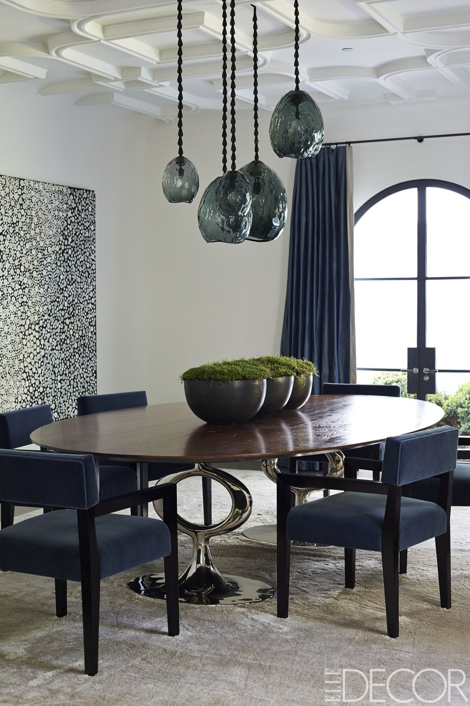 House Tour Inside Lori Loughlin And Mossimo Giannulli's Renovated Enchanting Modern Dining Room Furniture Design Ideas
