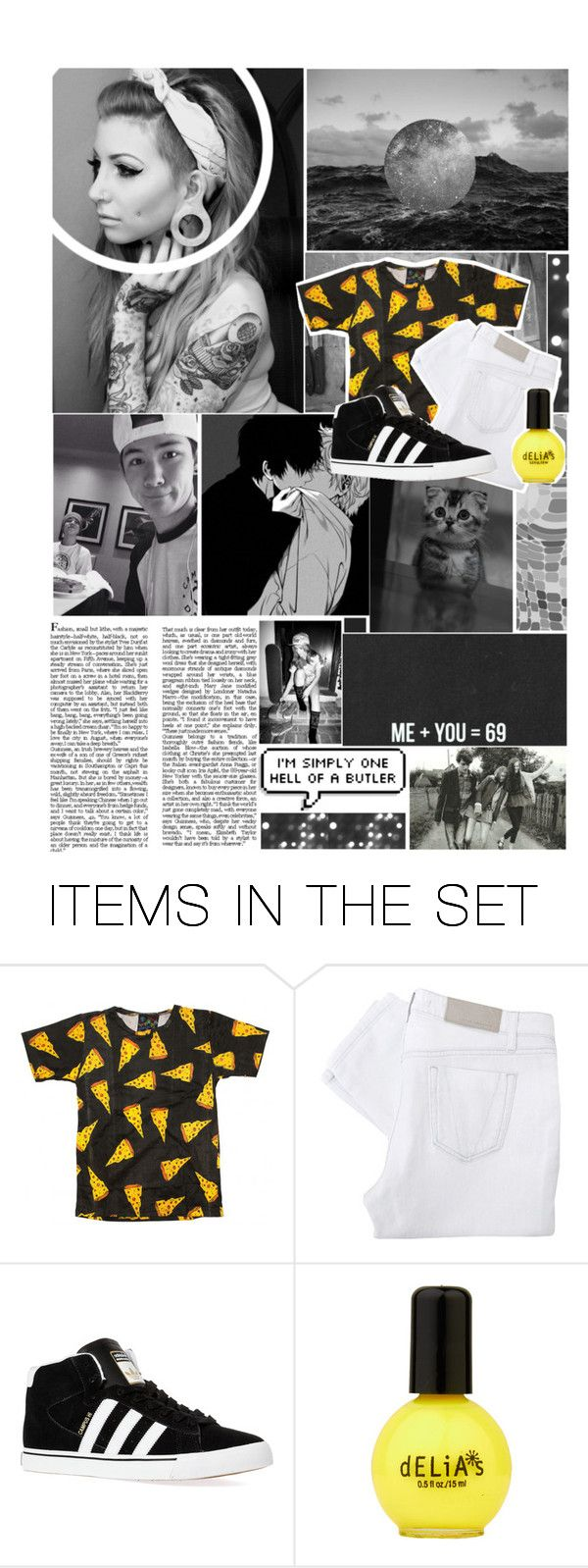 My life revolves around you by im-in-love-with-you on Polyvore featuring art