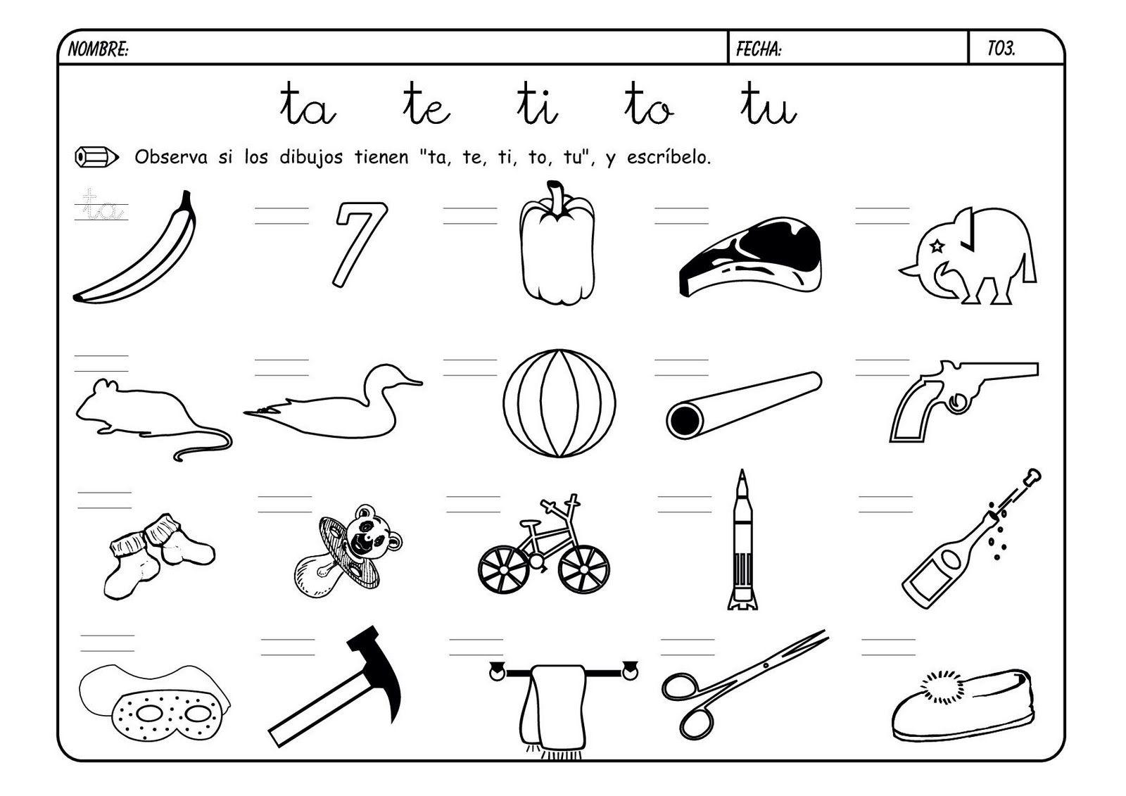 Lectoescritura T03valora Este Post Lectoescritura Aprender Las Letras Letra G