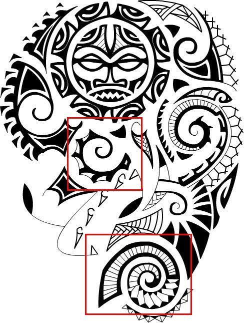 polynesian symbols flower polynesian tattoo symbols