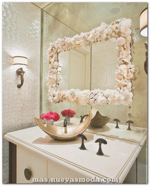 Más de 40 ideas prácticas para decorar cuartos de baño ...