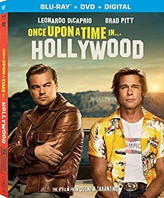Once upon a Time in Hollywood [Blu-ray] - #hollywood - #QuentinTarantino