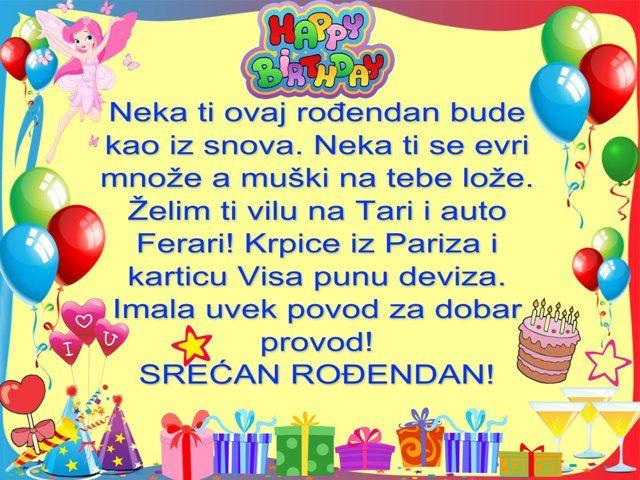 smiješne poruke za rođendan Bildresultat för šaljive čestitke za rođendan slike | Citat  smiješne poruke za rođendan
