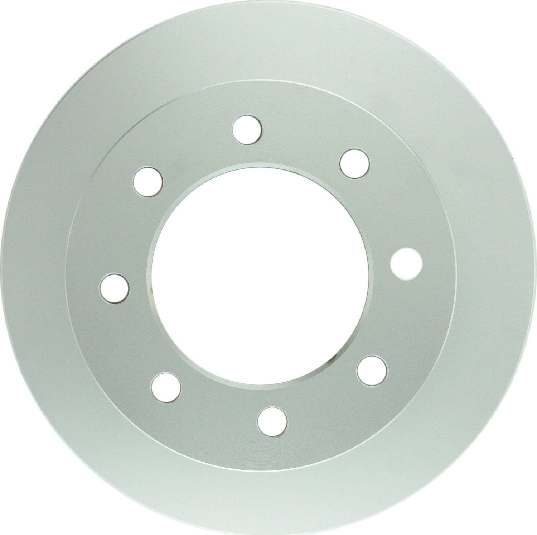 Bosch 16010170 Quietcast Premium Disc Brake Rotor For Dodge 2006 2008 Ram 1500 2003 2008 Ram 2500 2003 2008 Ram 3500 Rear Ram 3500 Brake Rotors Ram 2500