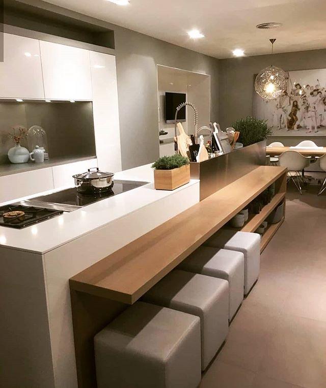 کابینت آشپزخانه دکور منزل home royaal house modern kitchen design contemporary kitchen on l kitchen interior modern id=26847