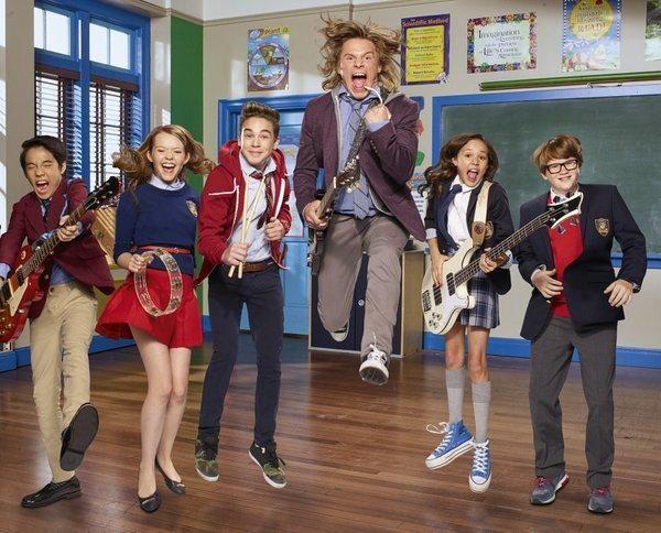 tv shows 2016 comedy. school of rock (tv series 2016- ????) tv shows 2016 comedy e