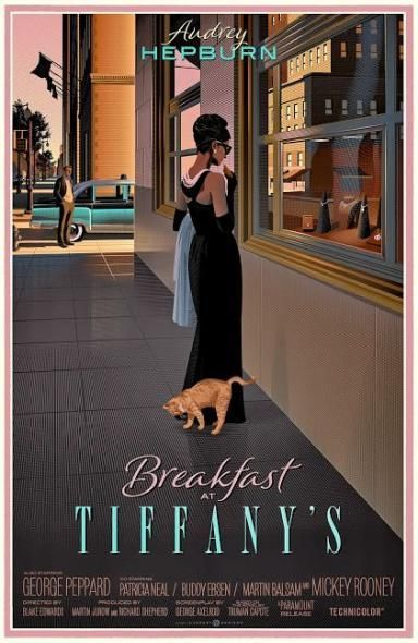 Breakfast at tiffanys poster 60+ Ideas for 2019