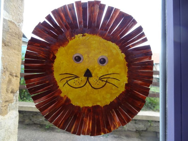 activite manuelle le roi lion