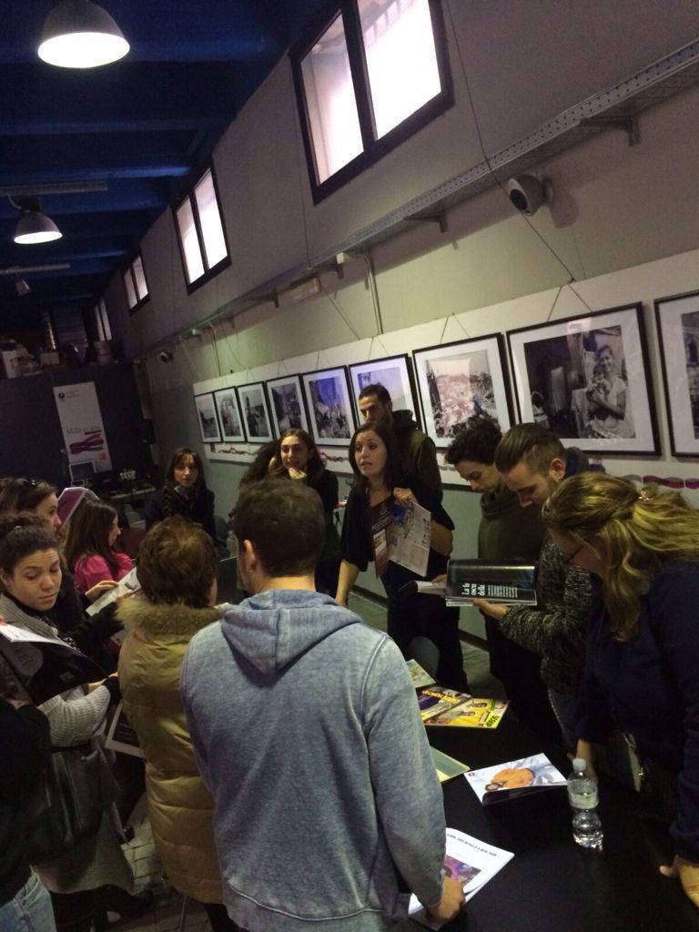 Domenica 13 Dicembre #workshop #gratuito di #comunicazione e #giornalismo 2.0 @Millepiani via Nicolò Odero n.13 #Roma #Garbatella
