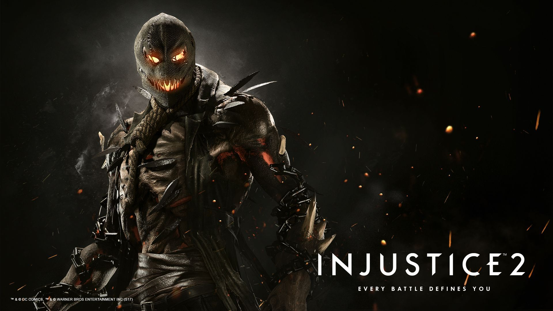 Injustice2 Scarecrow Wallpaper 1920x1080 38 Jpg 1920 1080