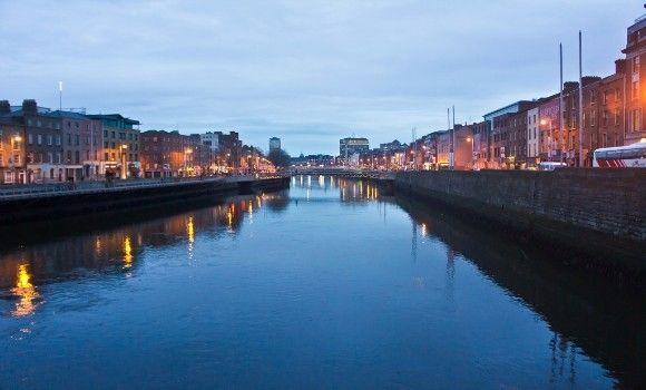Top 5 Dublin pubs.