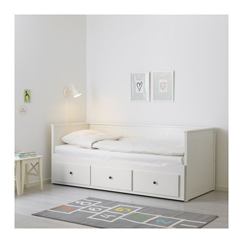 hemnes kanap gy keret 3 fi kkal feh r hemnes cassetti e divano. Black Bedroom Furniture Sets. Home Design Ideas
