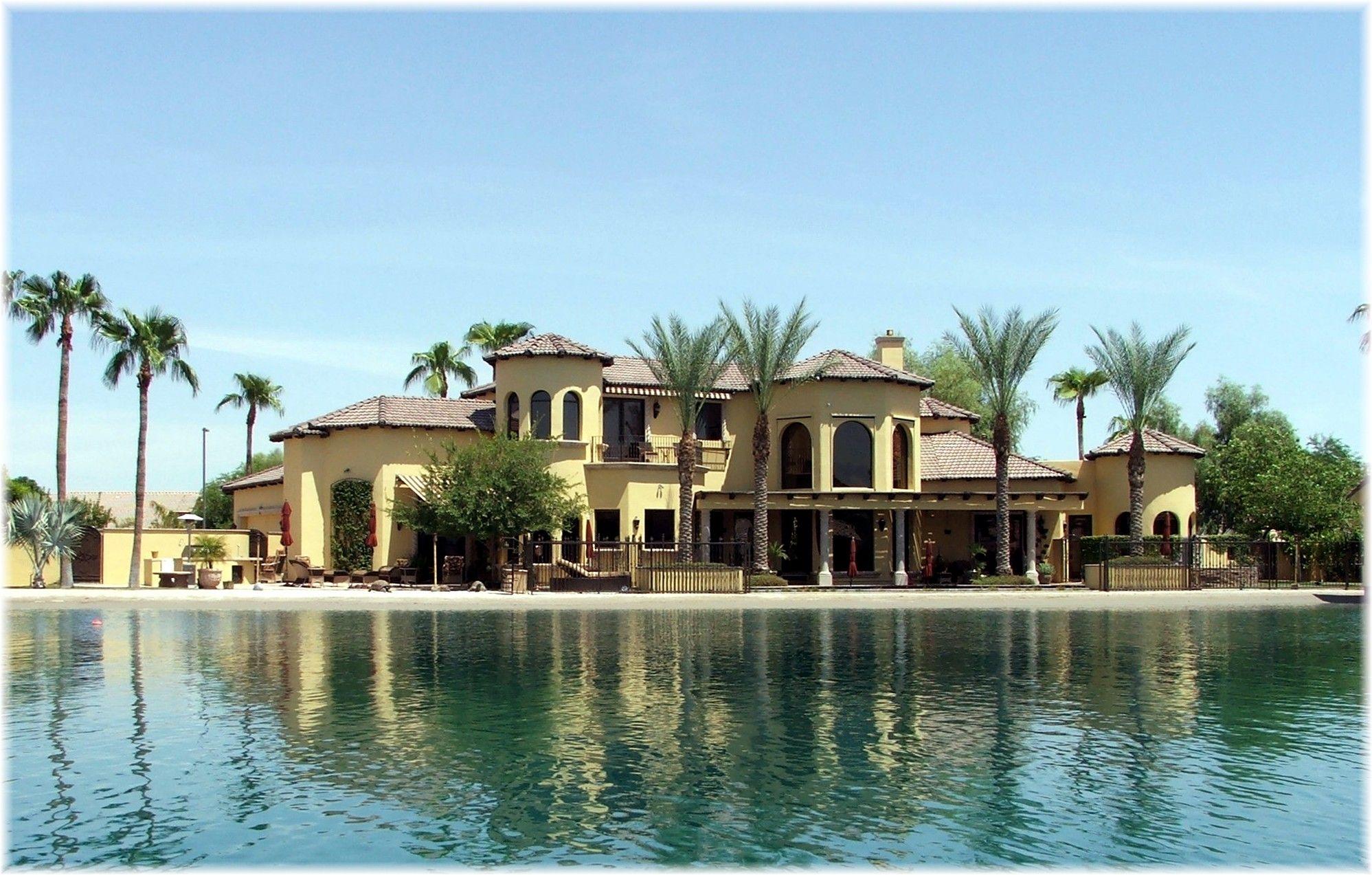 Waterfront Property In Gilbert Arizona