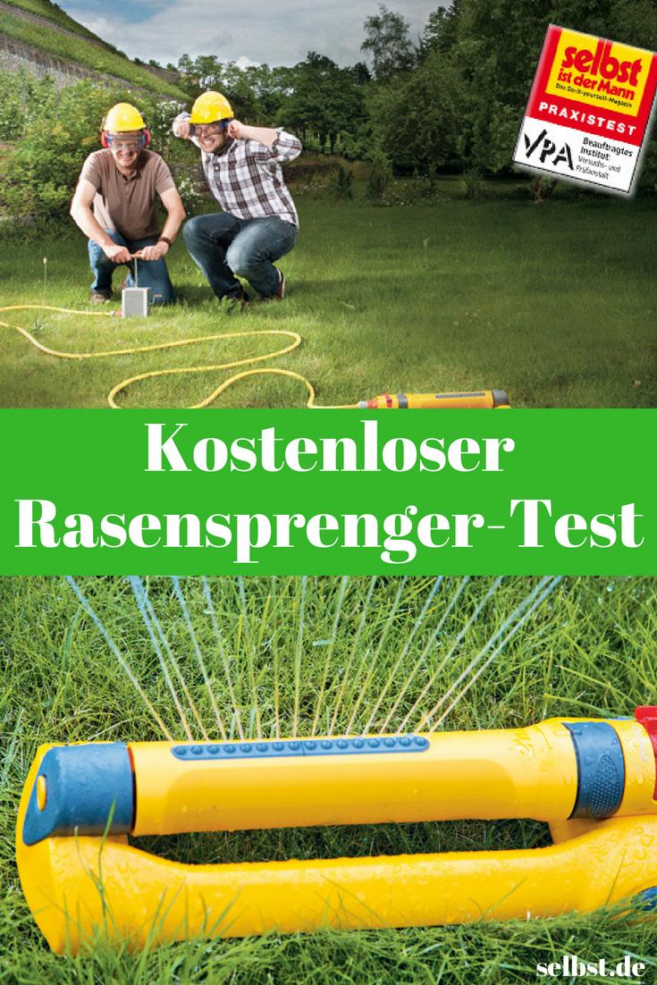 rasensprenger-test | blumen, pflanzen & gemüse | pinterest