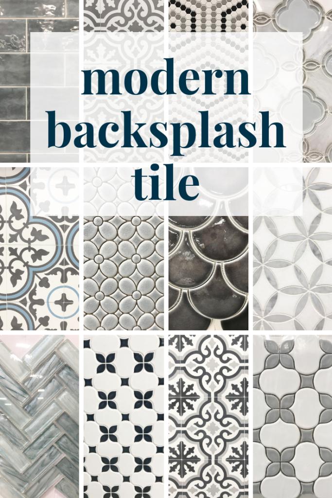 12 Gorgeous Options for Backsplash Tile
