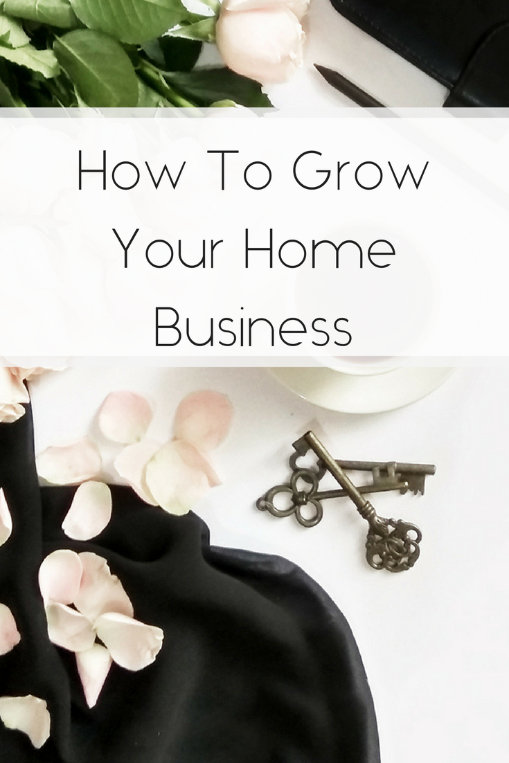 How To Grow Your Home Business http://www.kairenvarker.co.uk/grow ...