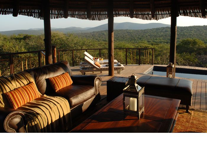 Thanda Private Game Reserve Tented Safari | Luxury safari south africa