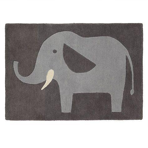 Kids Bedroom Rugs Uk buy little home at john lewis animal fun elephant rug online at