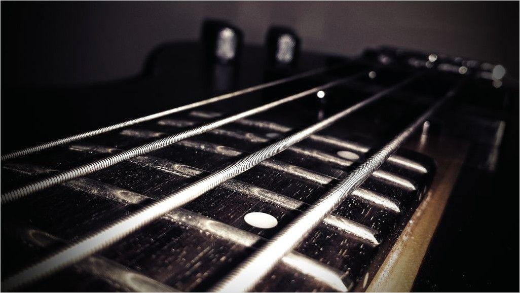 4k Bass Guitar Wallpaper In 2020 Bass Guitar Guitar Bass