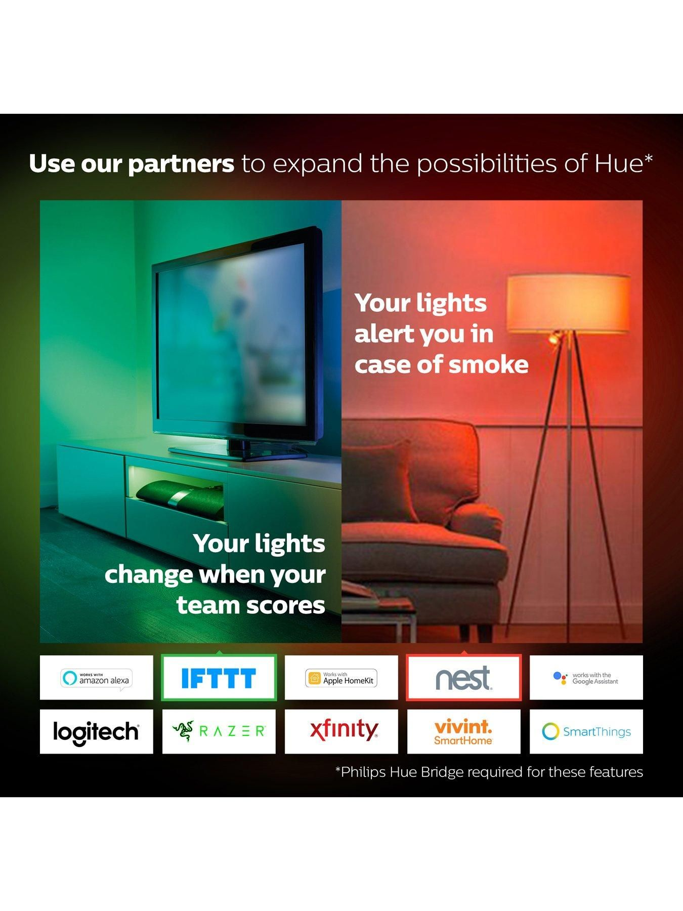 Very Womens Mens And Kids Fashion Furniture Electricals More In 2021 Hue Philips Philips Hue Bridge Led Smart Bulb