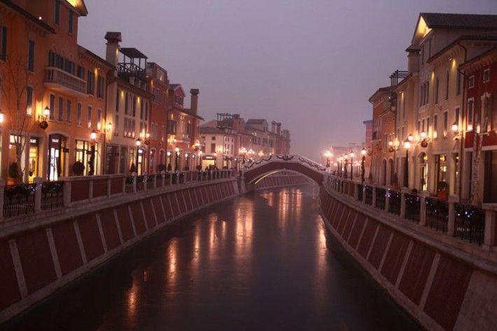 【また模造?!】中国にイタリアの街がそっくりそのまま登場した件 | IRORIO(イロリオ) - 海外ニュース・国内ニュースで井戸端会議