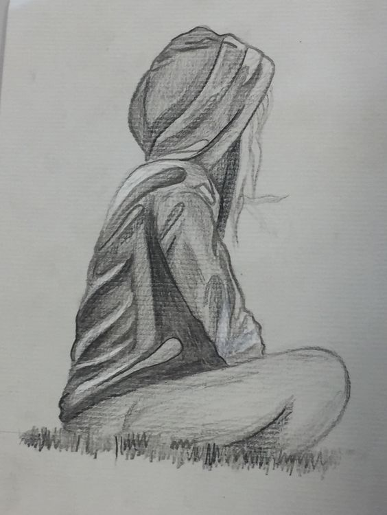 Dibujo Artistico A Lapiz Pagina 3 Dibujos Artisticos A Lapiz Ilustracion Paso A Paso Dibujos Tristes A Lapiz