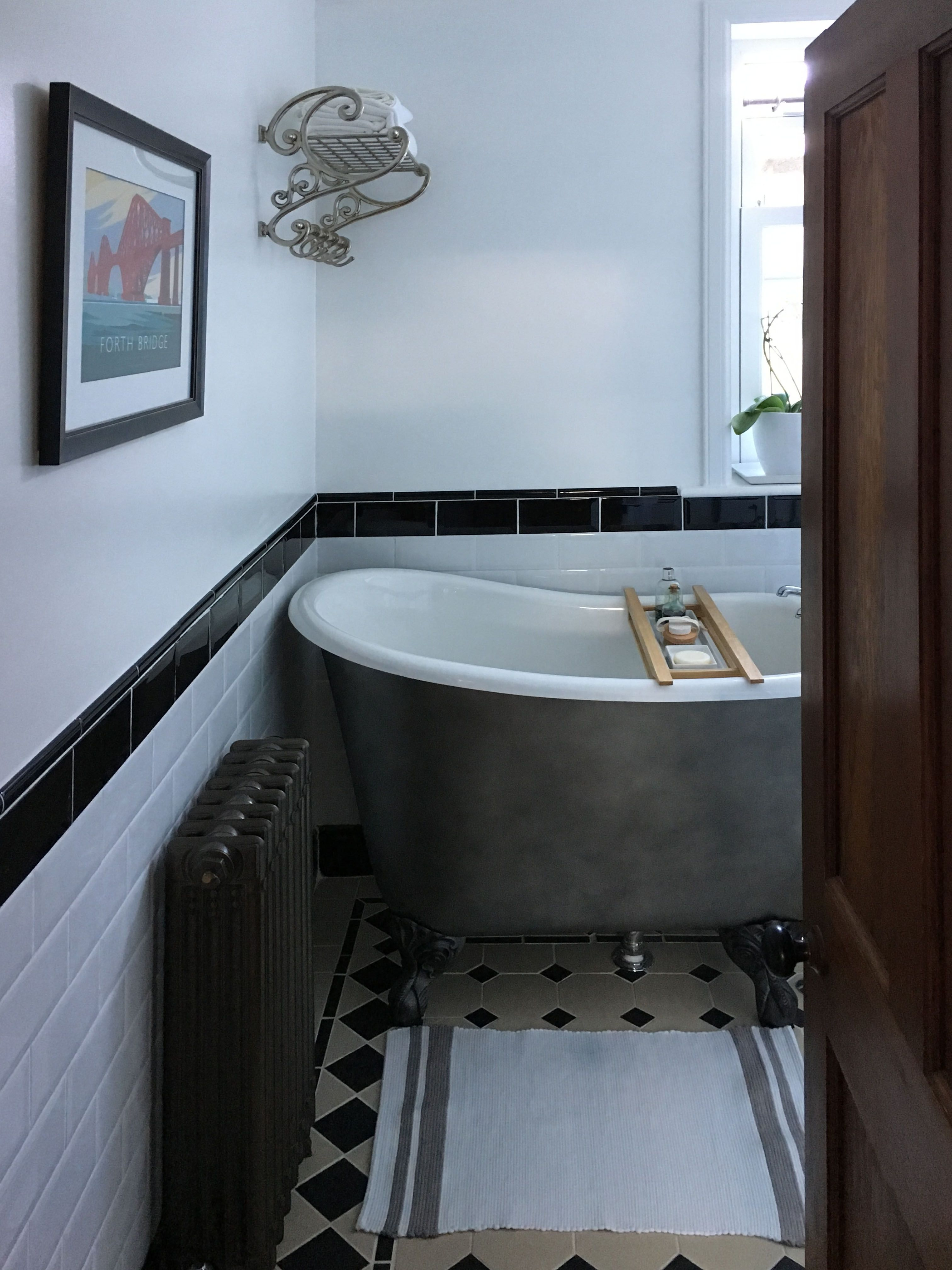A sneak peak at our Tubby Tub installed for ultimate luxury. Thanks ...