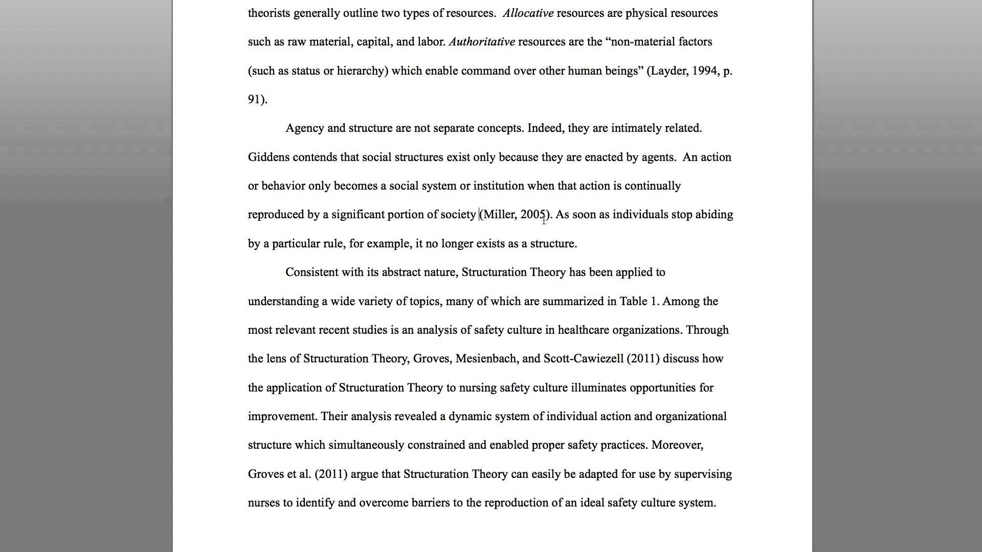 Apa Style And Annotated Bibliography American Psychological