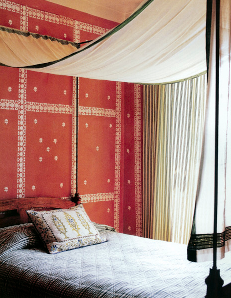 All Things Pink Red And Romantic Indian Bedroom India Decor