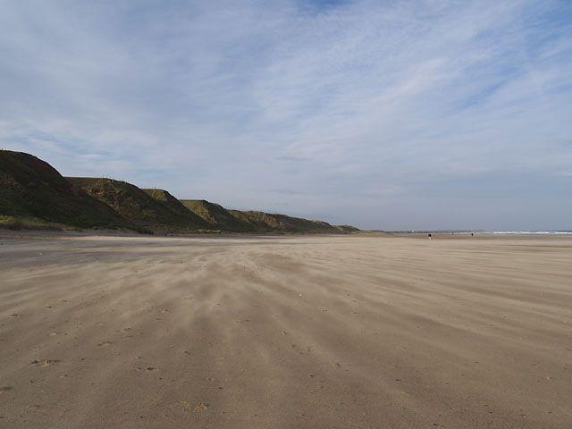 Marske Sands Beach