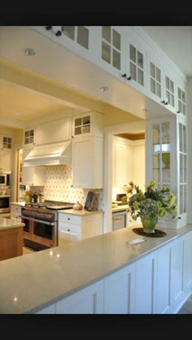 Pin by Katie Kramarczyk on House ideas | Pinterest | Kitchens ...