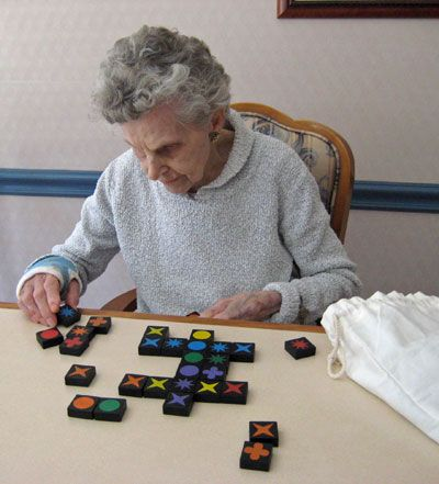 Games for People with Alzheimer's Disease and Dementia | Alzheimer's