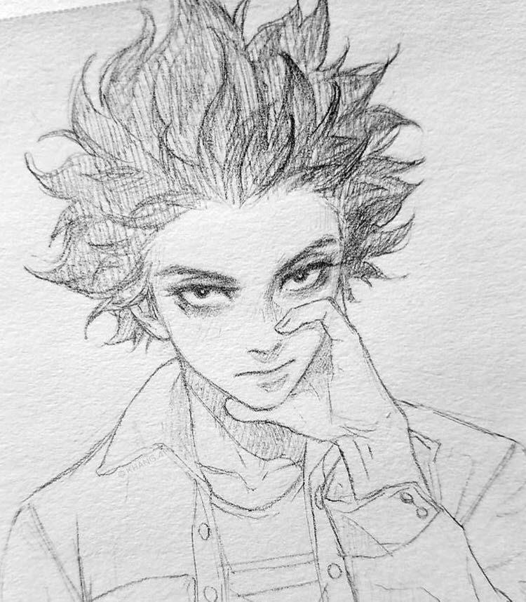 Photo of Dead Eyes: a Hitoshi Shinsou Fanfic – Chapter 1 [Away]