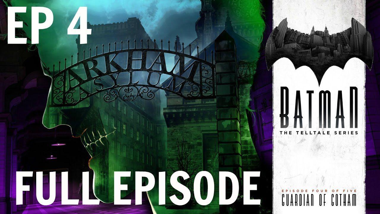 Batman Telltale Series Gameplay Walkthrough Episode 4 Part 1
