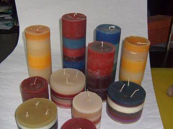 pin von margarete buchmaier auf basteln pinterest candles diy und upcycle. Black Bedroom Furniture Sets. Home Design Ideas