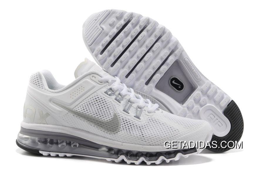 Top Deals Women Nike Air Max 2013 White